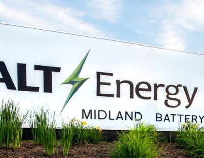 XALT Introduces Low Profile Lithium-Ion Battery Pack