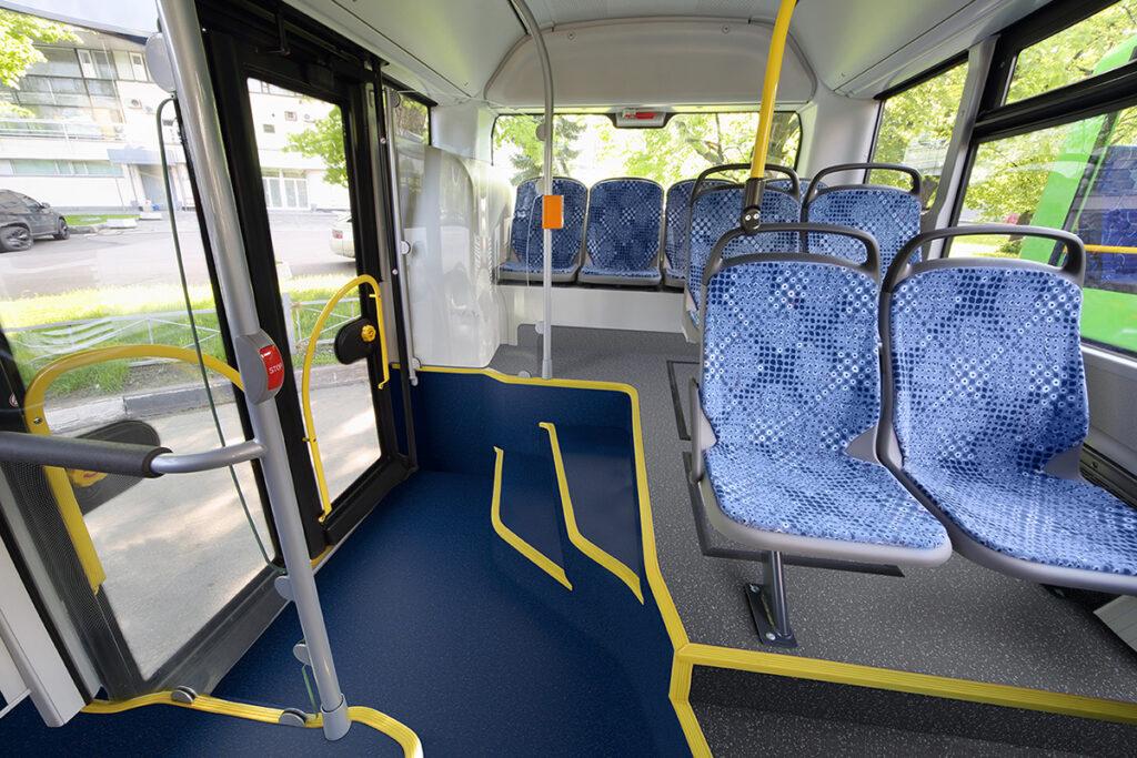 New Bus Flooring Design