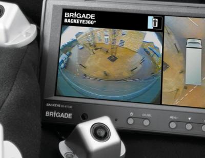 Brigade Electronics Backeye 360