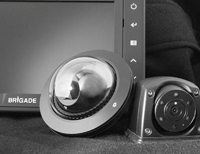 Brigade Electronics Camera Monitor Systems