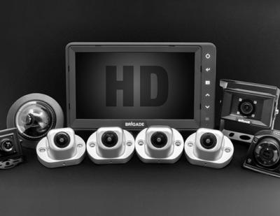 Brigade Launch High Definition Camera Range