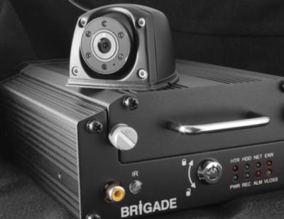 Brigade Electronics Mobile Digital Recorder