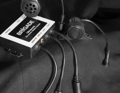 Brigade Electronics Ultrasonic Obstacle Detection