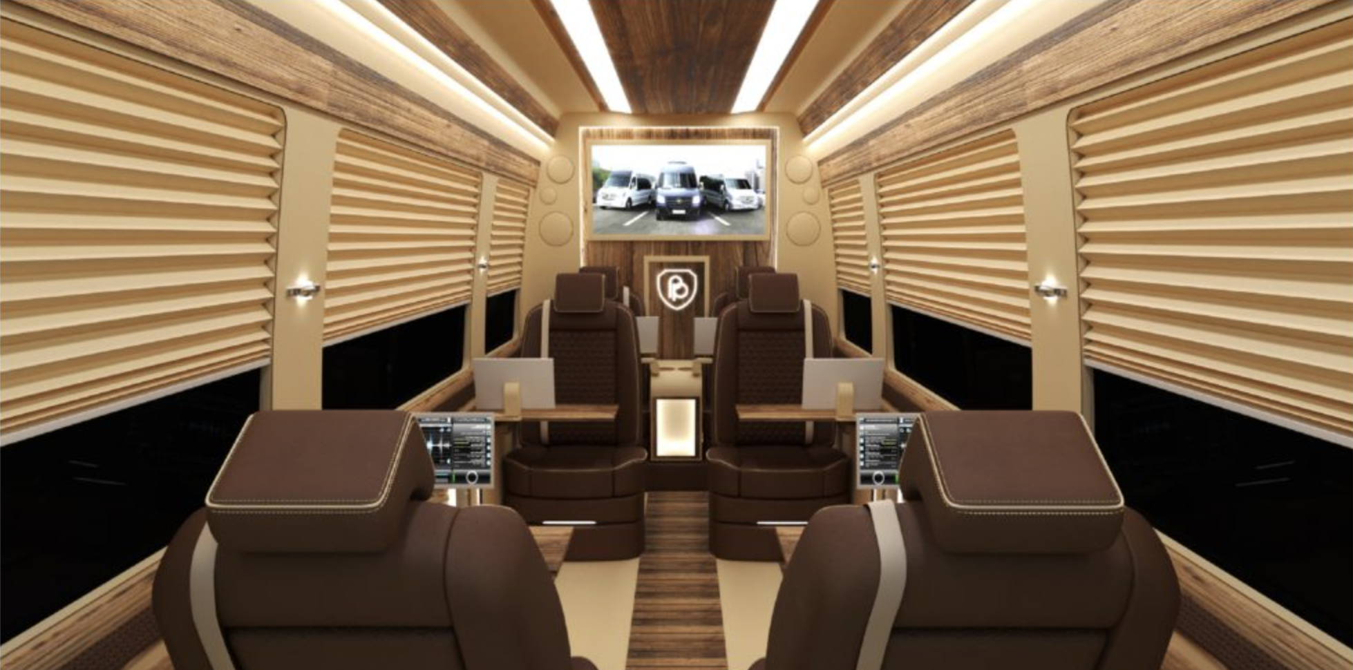 Busprestige Luxury Sprinter Design