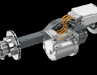 Dana Spicer® Electrified™ eS9000r e-Drive Axle