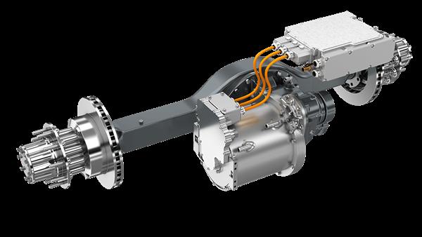 Spicer® Electrified™ eS9000r e-Drive Axle