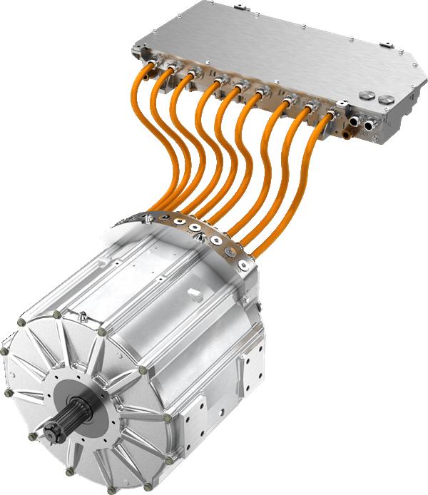 Dana TM4® SUMO™ Motors and Inverters