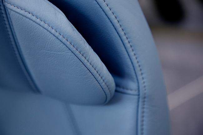 Bus Leather Interiors