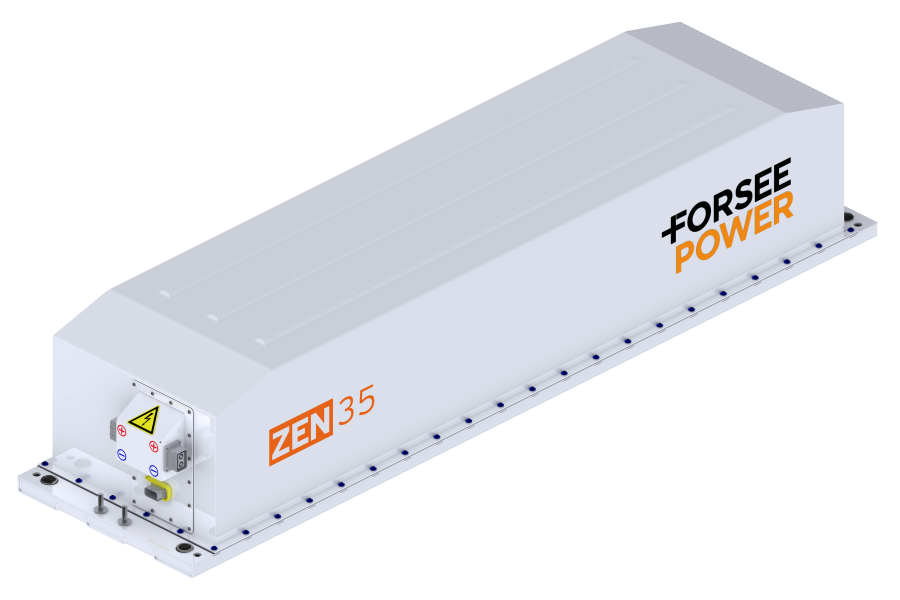 forsee power battery