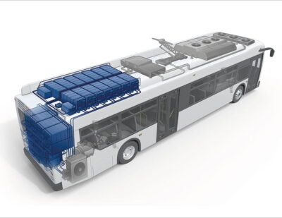 Freudenberg Sealing Technologies Battery Electric Vehicle