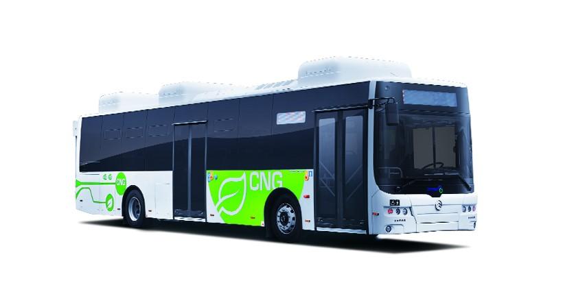 Gas City Bus Series - 8-12 Meters City Bus