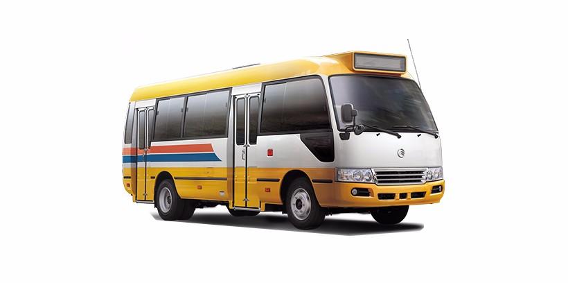 Kast City Bus Series - 6-7 Meters Mini Bus