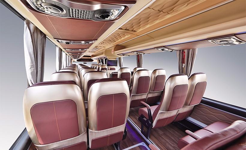 Navigator - Flagship Luxury Coach - Interior