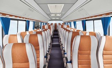 Triumph Series - City Express and Inner City - Interior