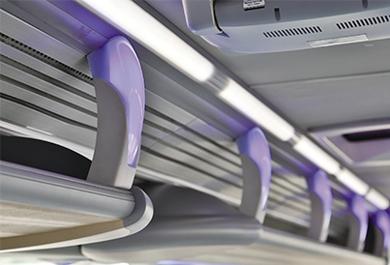 Golden Dragon Triumph Series Semi-Deck Interior