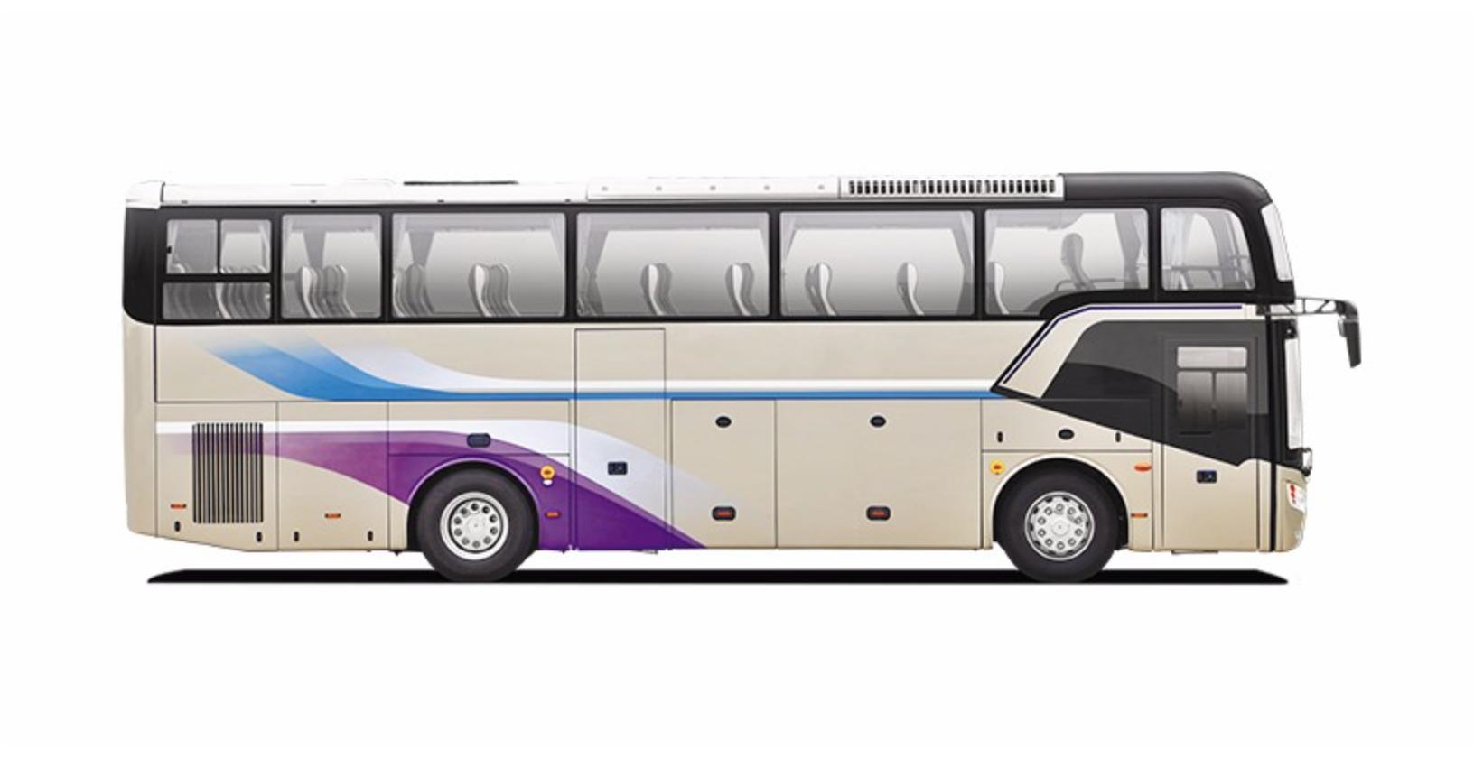 Triumph Series - Semi-Deck Coach