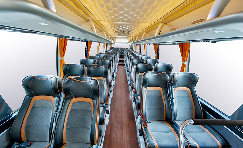 Triumph Series - Tourism and Intercity - Interior