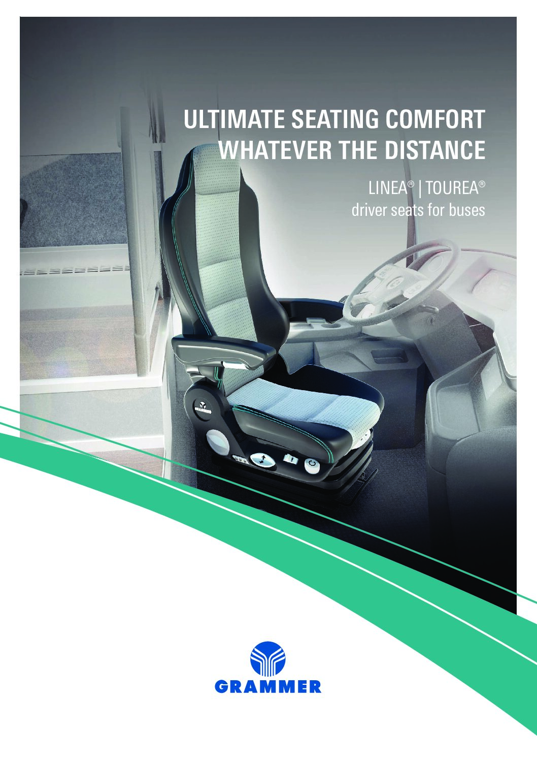 Grammer – Driver Seats for Buses