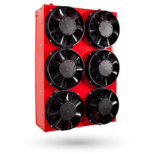 Grayson E-Drive Electric Fan Cooling System