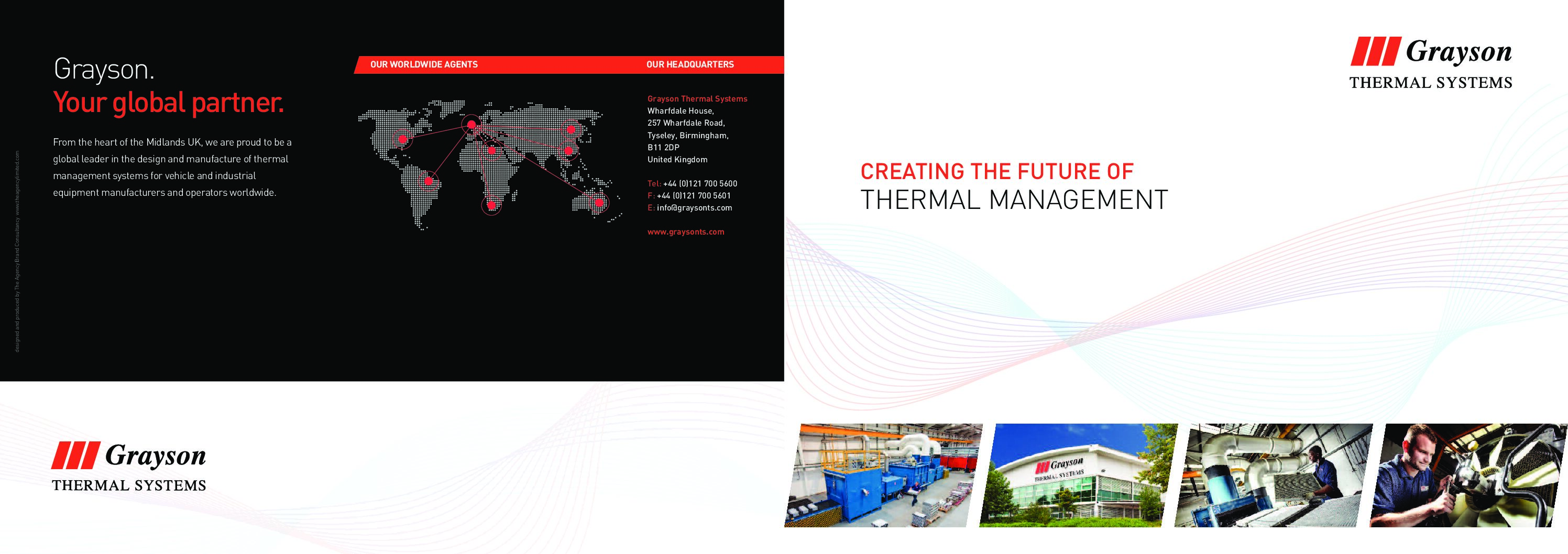 Grayson Thermal Systems – Corporate Brochure