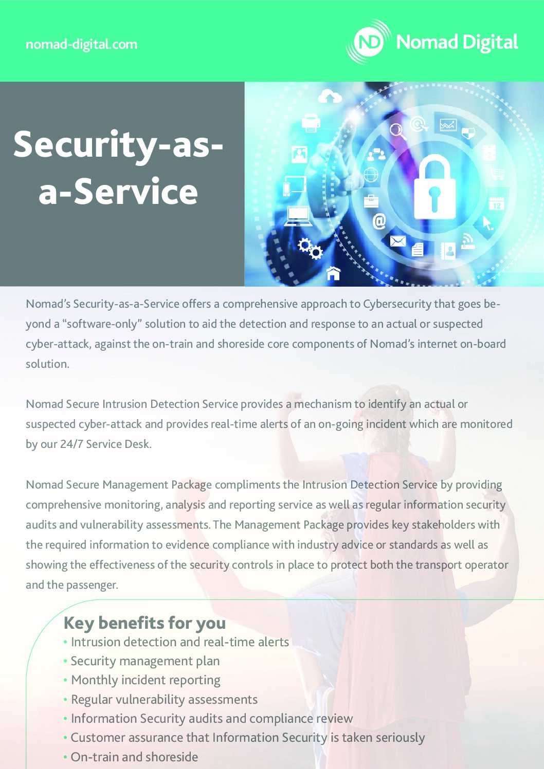 Protect Solutions – CCTV and Security-As-A-Service