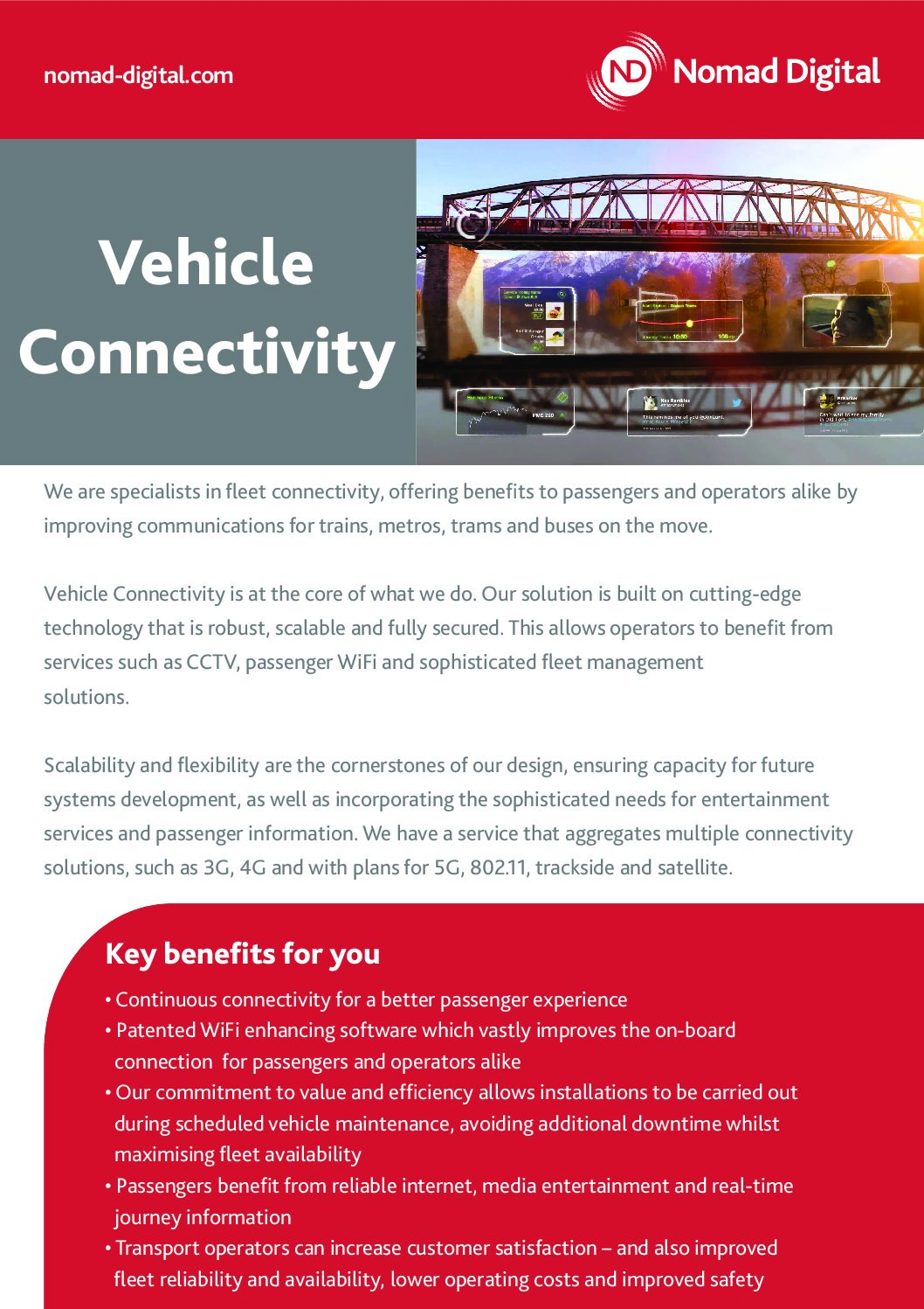 Connect Solutions – Vehicle Connectivity