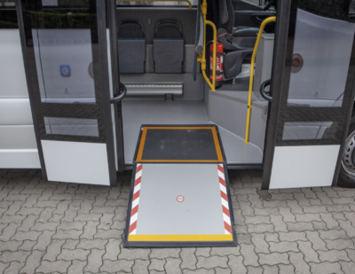 U-Lift EcoBoard for Bus
