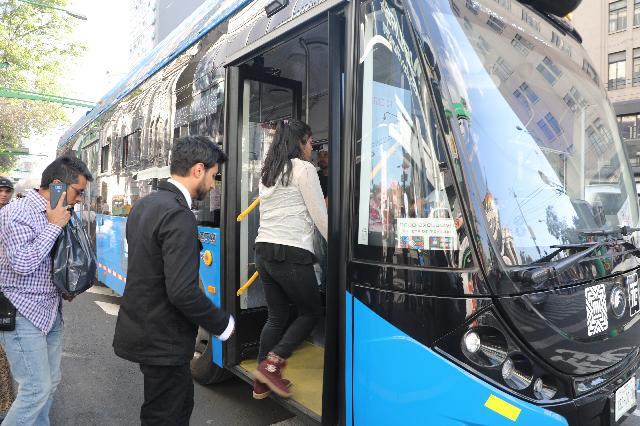 yutong mexico buses