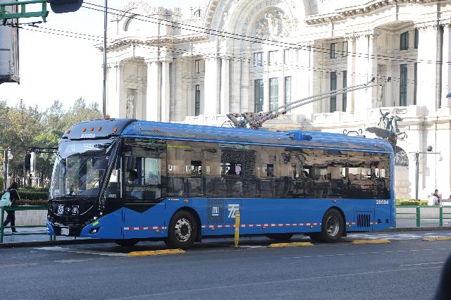 mexico buses yutong