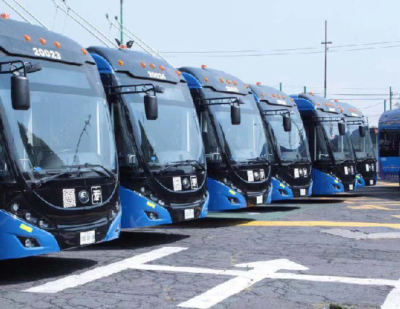 130 Yutong Buses to Be Shipped to Mexico