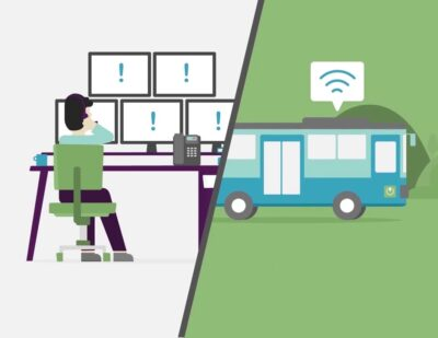 Real-Time Monitoring System for Electric Ebusco Buses