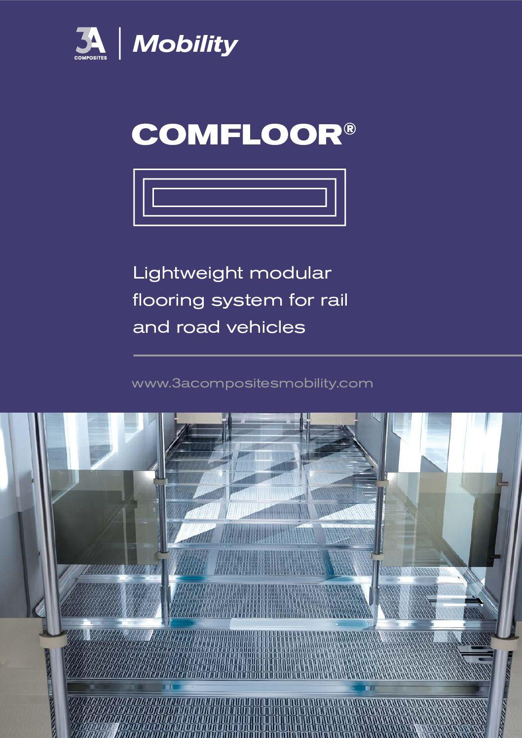 3A Composites – COMFLOOR®