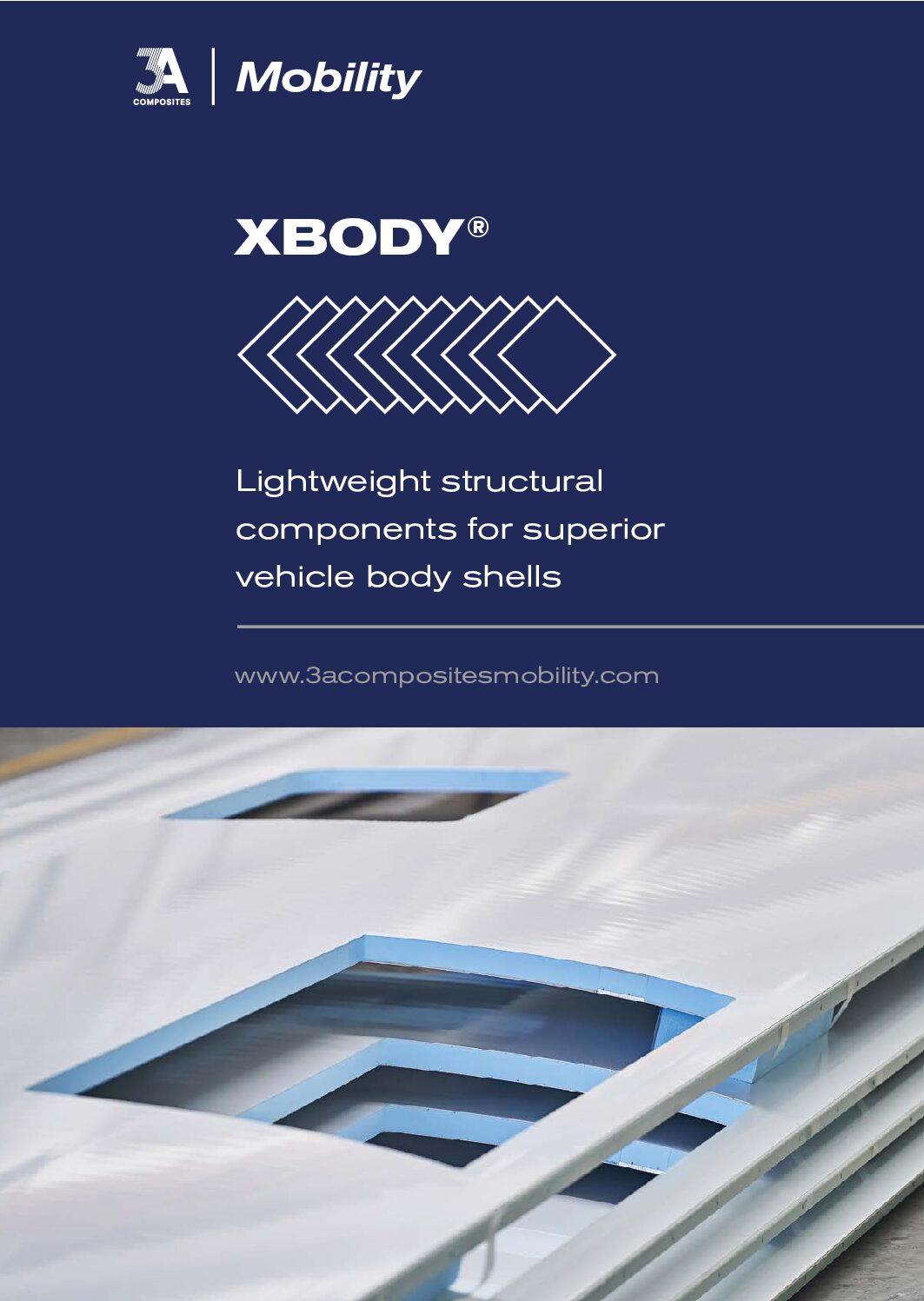 3A Composites – XBODY®
