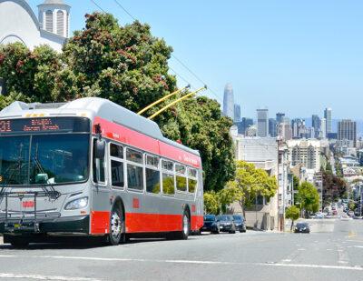 Zero Emissions Vehicles in San Francisco:Kiepe Electric