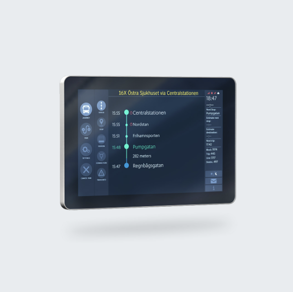 MADT Operator Control Interface