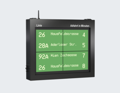 Luminator Outdoor LCD Monitor (A64, 3Z:DS)