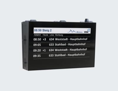 Luminator Outdoor TFT-Monitor 32