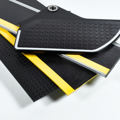 Safety Mats and Safety Steps