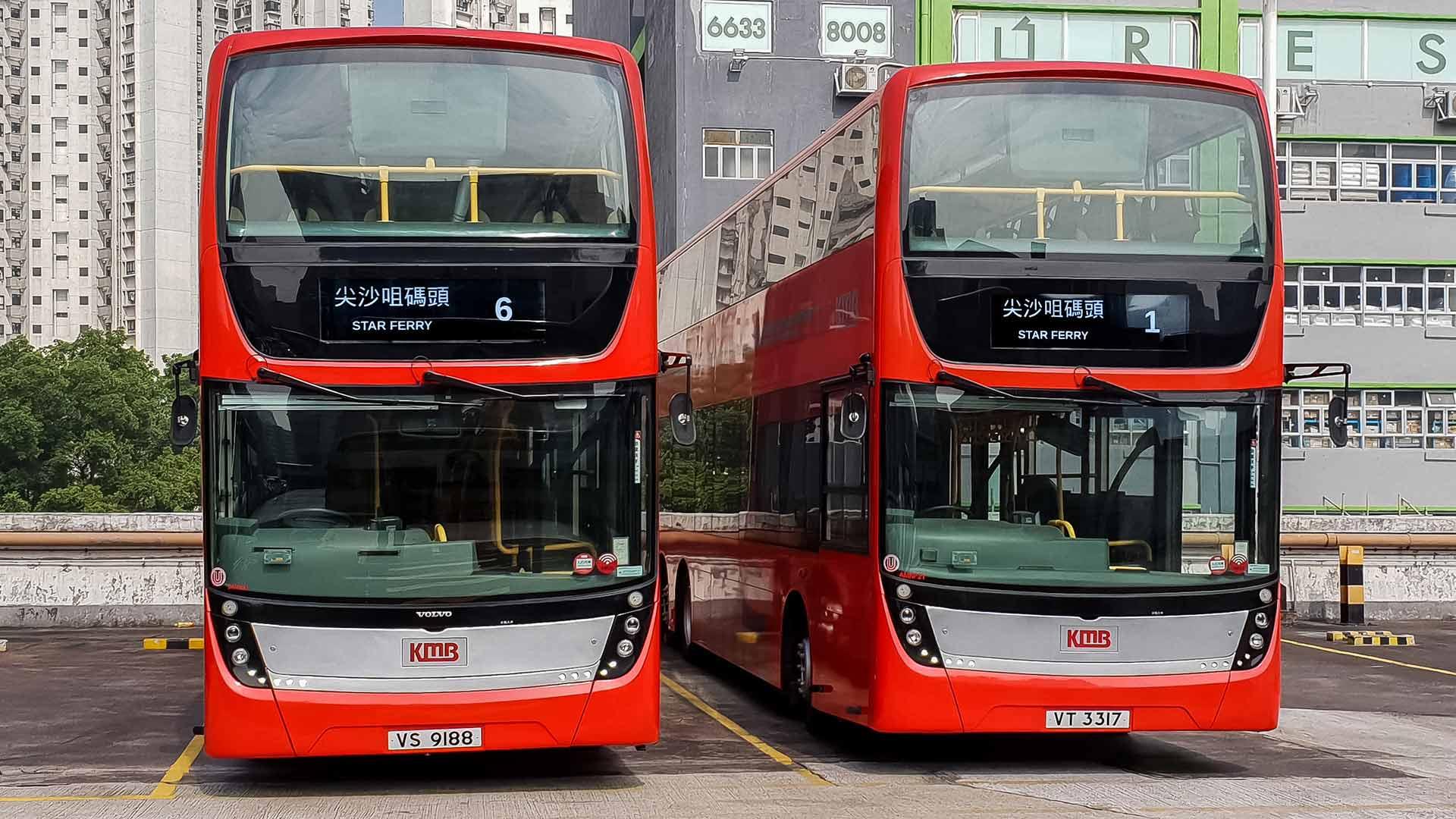 Digital destination bus blinds