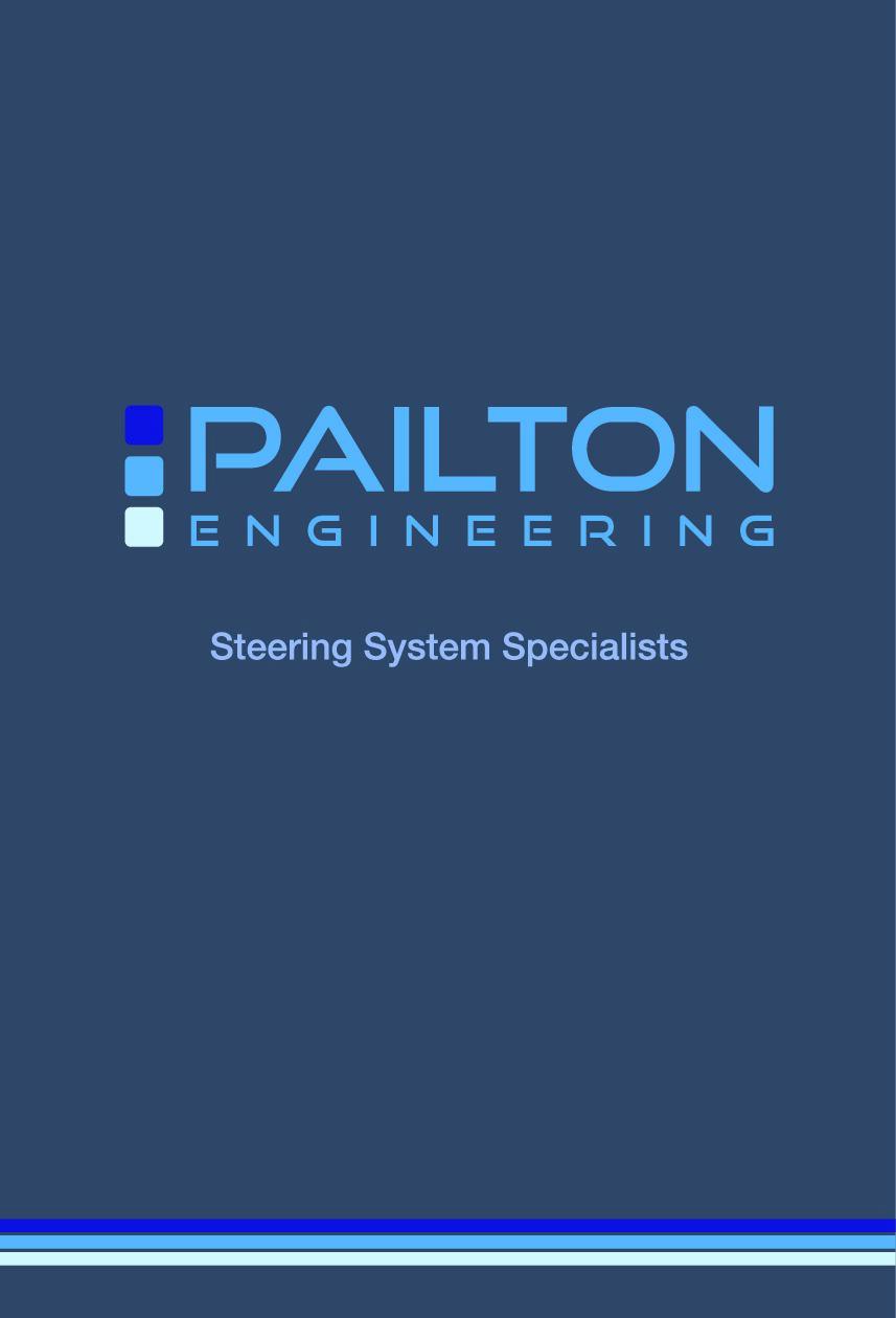 Pailton Engineering Brochure