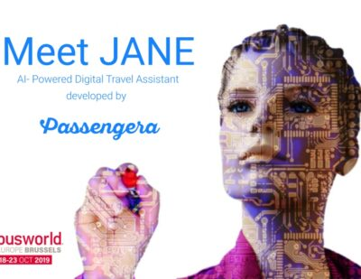 Introducing Jane, Passengera's AI Travel Assistant