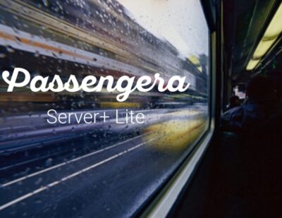 Introducing Passengera Server+ Lite