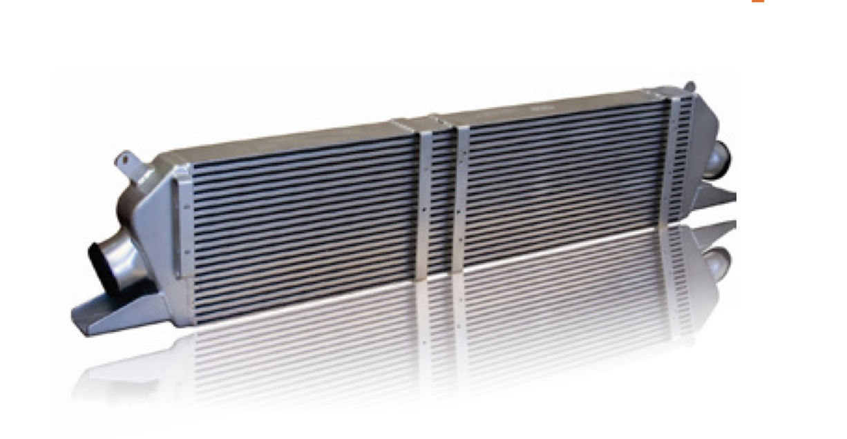 Charge Air Cooler (Plate&Bar)