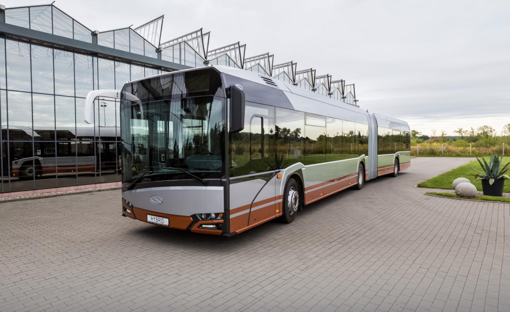 Urbino 18 Hybrid