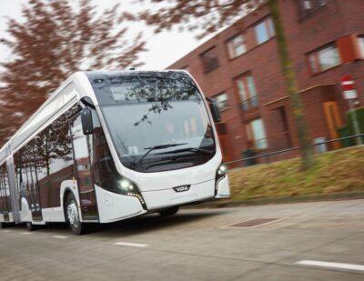 VDL Citea SLFA Electric BRT