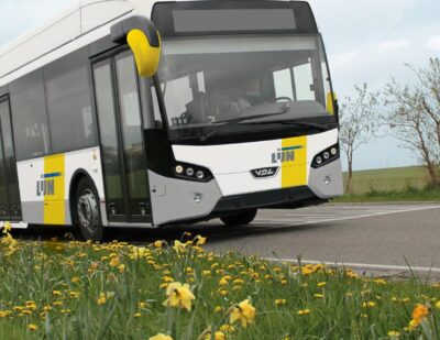 VDL Bus and Coach Receives a Mega-Order from De Lijn