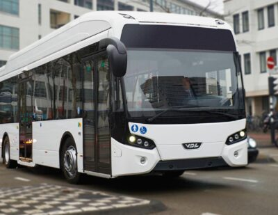 Leipzig Makes the Switch to Electric Bus Transport with VDL