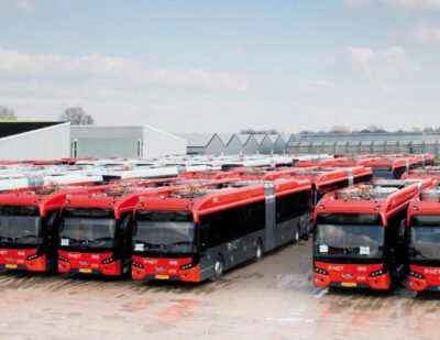 VDL Bus & Coach Celebrates Milestone and Introduces New Battery Pack