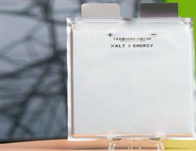 XALT Batteries Power Newest Clean Energy Bus for California
