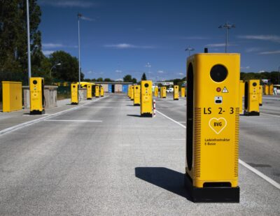XCHARGE | BVG Charging Infrastructure